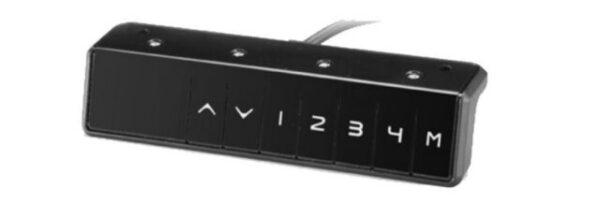 Broecan Ergo R Elektrisch HV 65-130cm zit-sta