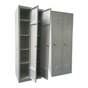 Broecan Garderobekast 2 deurs legborden