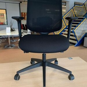 Köhl Bureaustoel 3200 zwart