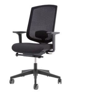 Köhl Bureaustoel 3200 zwart Eur 299,00